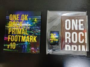 送料無料/メンバーズカード付/シリアルコード未使用/ポスター付/PRIMAL FOOTMARK #10/ONE OK ROCK/ワンオクロック/プライマルフットマーク