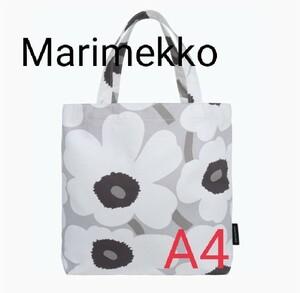 マリメッコ Marimekko  トートバッグ A4
