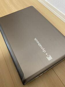 【レア商品】激安!東芝 TOSHIBA Core i7 上位モデル 8GB SSD240GB blu-ray webカメラ 15.6インチ T652/58FBK