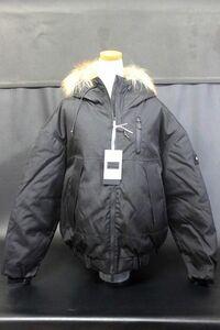 TATRAS タトラス メンズ ダウンジャケット ブラック サイズ03 Via privata Gaspare Bugatti MTLA20A4106-D BARAT