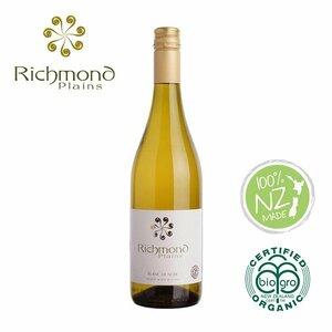 オーガニックワイン ブランドノワール Blanc De Noir リッチモンドプレーンズ Richmond Plains ニュージーランド