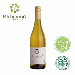 オーガニックワイン ソーヴィニヨン・ブラン Sauvignon Blanc リッチモンドプレーンズ Richmond Plains ニュージーランド
