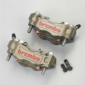 ♪ブレンボ CNC レーシング ラジアルマウントキャリパー 108mm (H0622A06)CBR600RR取り外し