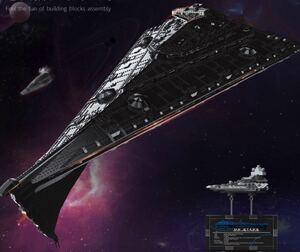超大型軍艦 宇宙船 ブロック ミニフィグ レゴ 互換 LEGO 互換 テクニック フィギュア 10368pcs 171530