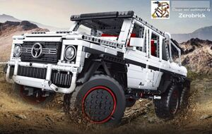オフロード 車 ラジコン SUV ピースラジコン ブロック ミニフィグ レゴ 互換 LEGO 互換 テクニック フィギュア 3686pcs 171444
