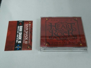 【CD】SIAM SHADE SIAM SHADE XI COMPLETE BEST~HEART OF ROCK~(DVD付)