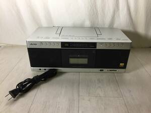 T2672*TOSHIBA/ Toshiba /SD*USB*CD радио кассета магнитофон / магнитола /TY-AK1[ Junk ]