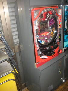 valuable!a Mu z specification pachinko Evangelion Capsule .. Mines basis board case included