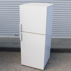 T286) MUJI 無印良品 ノンフロン冷凍冷蔵庫 2ドア AMJ-14D 137L 19年製 冷蔵庫 家電 キッチン