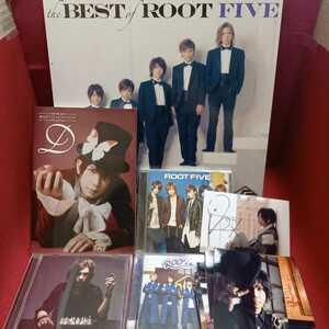 蛇足/オフィシャルフォトブック/プロマイド写真/ROOT FIVE/CD/DVD/BEST/全部まとめて