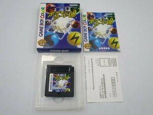 ゲームボーイカラー ソフト ポケモンカードGB Pokemon 箱 / 説明書付き 任天堂 Nintendo CPF-B12-M135