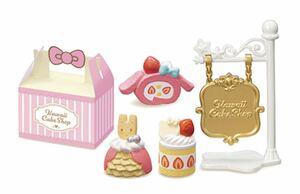 サンリオ KAWAII CAKE SHOP リーメント 1番 当店の定番ケーキ