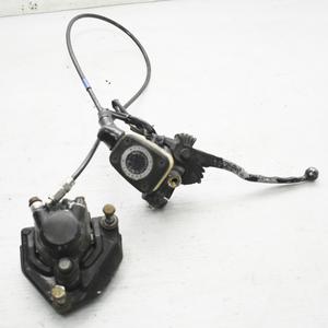ヤマハ XS650スペシャル 3G5 フロントブレーキ キャリパー マスターシリンダー 【B】BBA