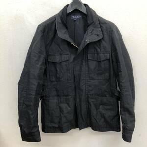 洋服 PRIDE:プライド ジャンパー ブラック サイズ:48(M) ジャケット ブルゾン メンズファッション