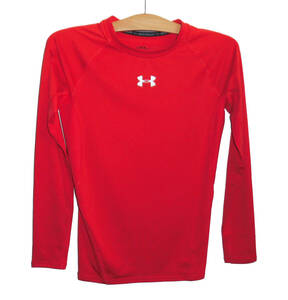 Π極美品 UNDER ARMOUR アンダーアーマー コンプレッションシャツ S MCM8493