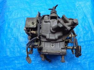 1998年 スバル サンバー KS3 KS4 KV3 KV4 純正 キャプレター キャプレーター 動作品 管E0612-1
