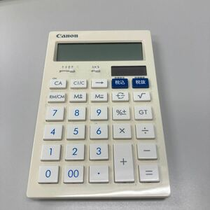 CANON 電卓