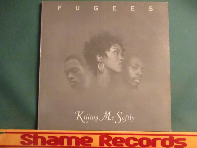 Fugees : Killing Me Softly 12'' // Roberta Flack カバーRap ! / 落札5点で送料無料