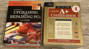 Upgrading and Repairing PCs, Comptia A+ Certification PC本 英語