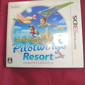 パイロットウイングスリゾート 3DSソフト