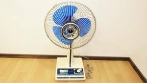 ビンテージ 昭和レトロ SANYO サンヨー 扇風機 風量3段階 EF-6FN 税込 領収書可