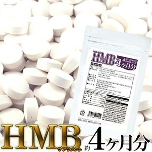 HMB サプリメント 120粒×3袋 約12ヵ月分 アミノ酸 カルシウム 大豆たんぱく【送料無料】※発送遅いです