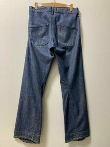 LEVI'S リーバイス/ENGINEERED JEANS RELAXED/デニム/ジーンズ/MADE IN Japan/日本製/メンズ SIZE:W29 L32