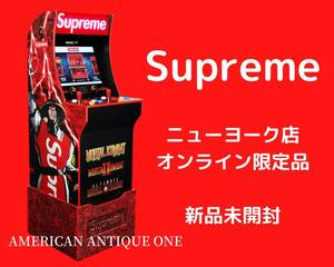 period limited price * Supreme × motor ru combat Ⅱ arcade game New York shop online shop limitation