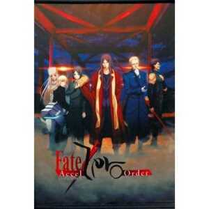 Fate / Accel Zero Order × UFOTABLE CAFE Main Visual B2 Tapestry