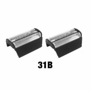 ブラウン 替刃 シリーズ3 31B (F/C31B) 網刃 互換品2個