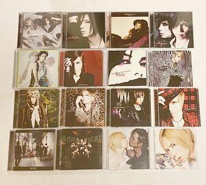 Acid Black Cherry シングル 16枚セット ABC アシッドブラックチェリー 15枚CD+DVD