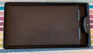 レア★Coleman コールマン ツーバーナー用グリドル 5140C700 廃盤 【購入前にコメントお願いします】