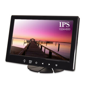 MAXWIN  Ondasshu  монитор  7 дюйм  HDMI переписка  IPS панель  LED LCD  iPhone  смартфон   Android  Android  динамики  оборудованный  TKH703