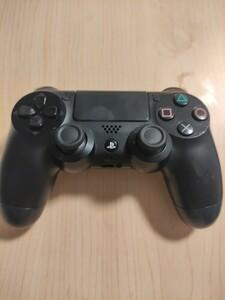 dualshock 4 PS4 PS4コントローラー 黒 初期型 動作品