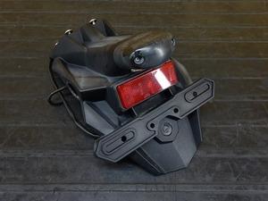【210601】Ninja250(EX250L-A28)◇ リアフェンダー ナンバーホルダー ナンバー灯 【NINJA ニンジャ