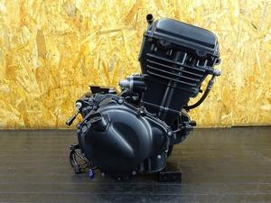 【210610】Ninja250R(EX250K-A09)◇ 中古エンジン 始動確認後取り外し!! ジェネレーター セルモーター 29818㎞ 【NINJA ニンジャ
