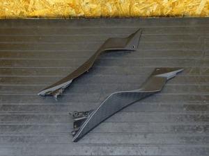 【210614】Ninja250(EX250L-019)■ タンクサイドカバー左右セット タンクカバー サイドカバー サイドパネル 【NINJA ニンジャ