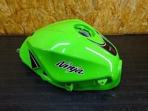 【210625】Ninja250(EX250L-003)◇ 燃料タンク ガソリンタンク フューエルタンク 【NINJA ニンジャ ABS付