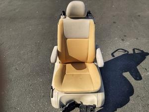 NNP11 トヨタ ポルテ ウェルキャブ 福祉車輌 助手席 リフトアップシート 車椅子 動作確認済み〔P990〕