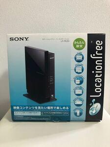 ソニー SONY ロケーションフリー ベースステーション LF-PK20 ワイヤレスLAN内蔵
