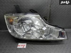 ホンダ 純正 RK1 RK2 ステップワゴン 前期 HID ヘッドライト ランプ 右 運転席側 KOITO 100-22013 点灯OK 割れ無し 在庫有 即納 棚21-4
