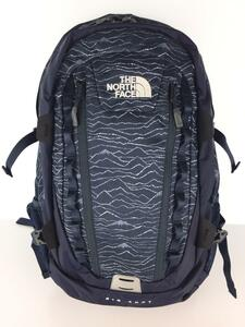 THE NORTH FACE◆THE NORTH FACE/ザノースフェイス/リュック/-/NVY/BIG SHOT CL/NM71605
