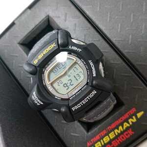 即決 1998年発売 生産終了 メンインブラック 2 ライズマン DW-9100BM-1T CASIO Gショック 未使用 電池交換済み! 安心個体!