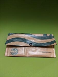 マスクケース ハンドメイド 紙袋リメイク アップサイクル S22