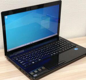 レノボLenovo G570中古ノートパソコン/インテル Celeron B820 1.70Ghz /Windows10/メモリー8GB/HDD-500GB/office 2019 pro/WiFi/WEBカメラ