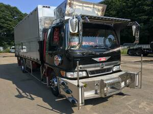Hino Ranger deco truck mani tenth double muffler plating wheel stainless steel fuel tank factory option great number