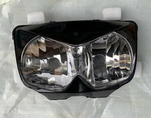 Ninja250R  純正 ヘッドライト  新品 未使用 EX250K ニンジャ250R  条件付き送料無料
