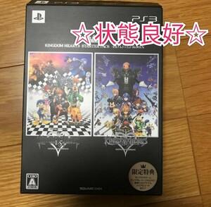 最終値下げ!状態良好!PS3 キングダムハーツ スターターパック -HD 1.5+2.5 リミックス-