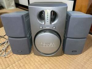★ オーム電機 3Dスピーカーシステム サラウンドシステム スピーカー セット ホームシアター SW-2000S