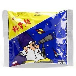 送料無料・航空便直送! 統一 科学麺 原味 オリジナル 40gx5 台湾定番 人気 お菓子 お土産